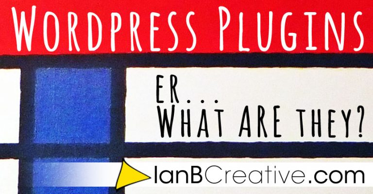 WordPress Plugins: Er… what exactly ARE they?