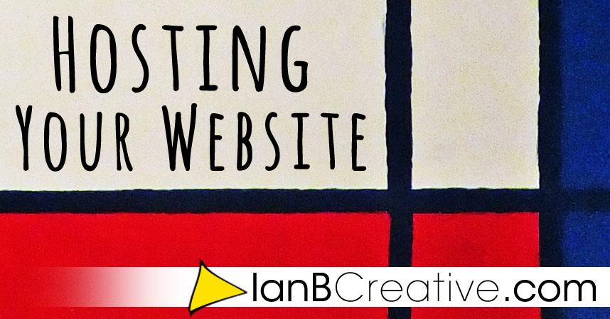 hosting your website