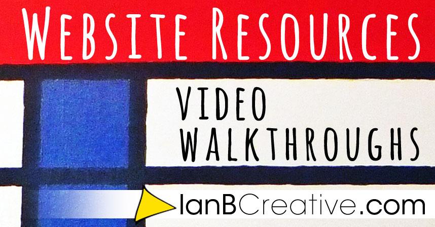 Wordpress video walkthroughs
