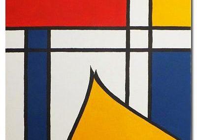 Mondrianesque