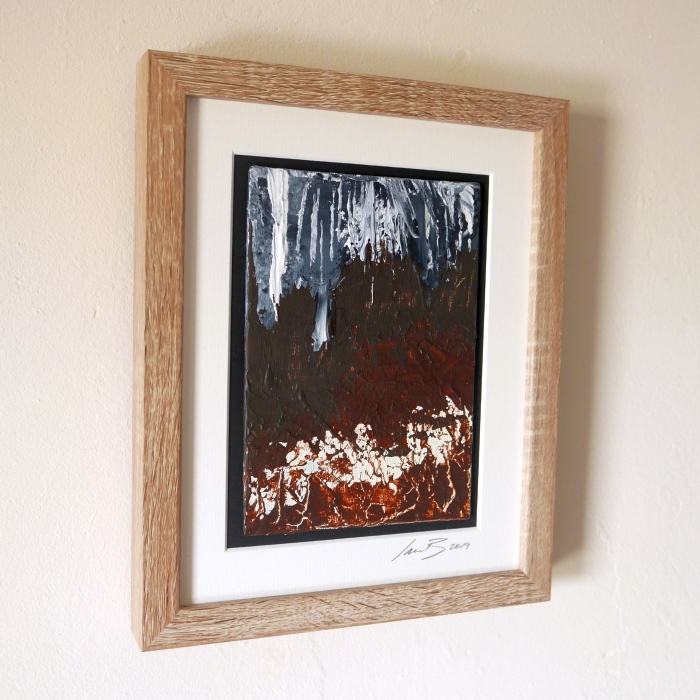 Celestine - framed