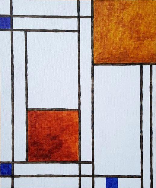 Mellow Mondrian