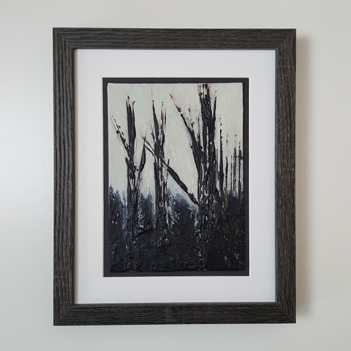 Growth and Decay - framed
