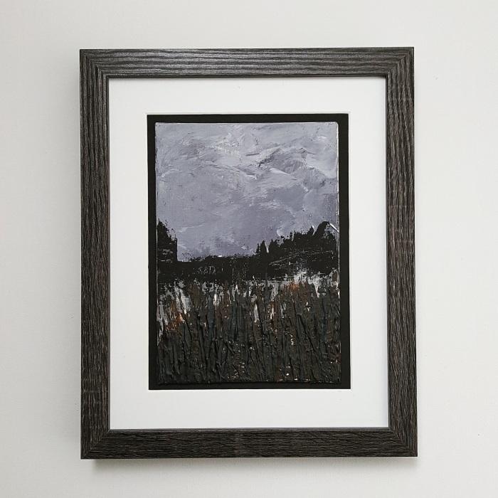 Stormbringers - framed