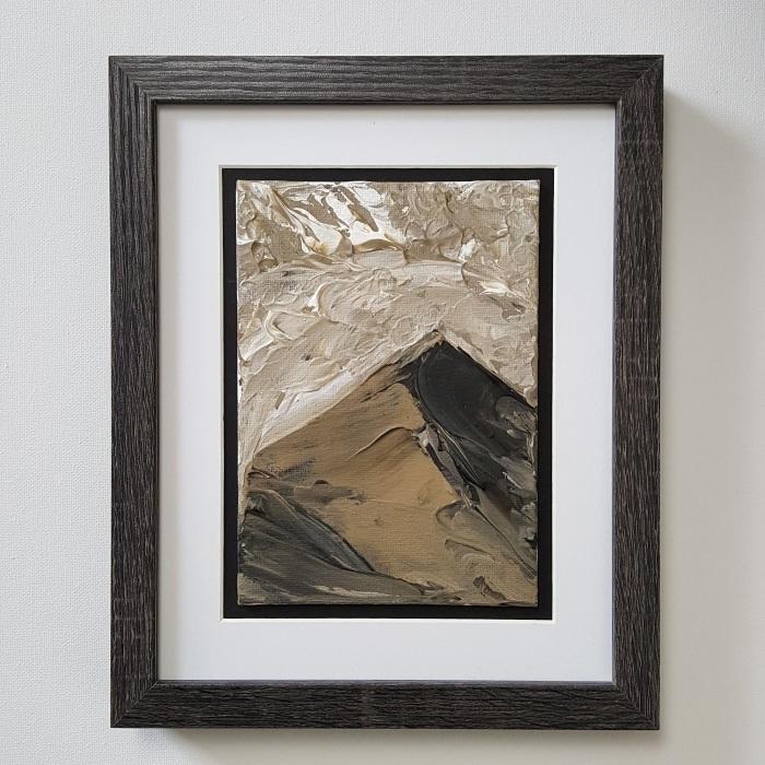 Summit - framed