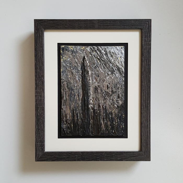 Testament - framed